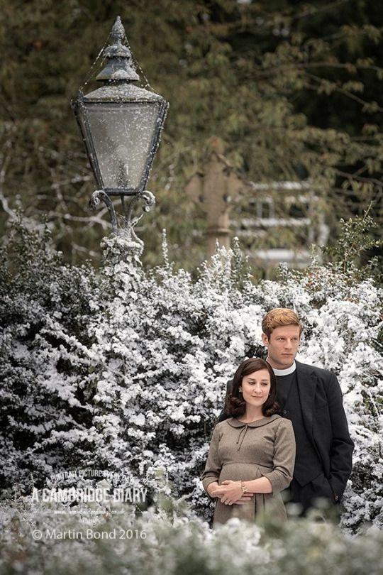 Grantchester, Christmas Special (saison 3)