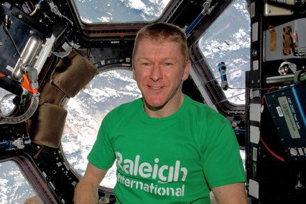 What Astronaut Tim Peake Cant Travel (to Space) Without by NELL McSHANE WULFHART