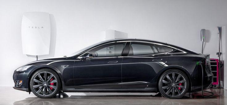 Tesla integration of home charging station  energy storage  solar will change everything #Tesla #Models #car #Automotive #cars #Autos