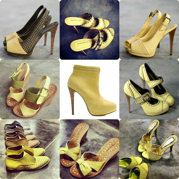 Niluh Djelantik Shoes' Suddenly, I want these heels... >_<