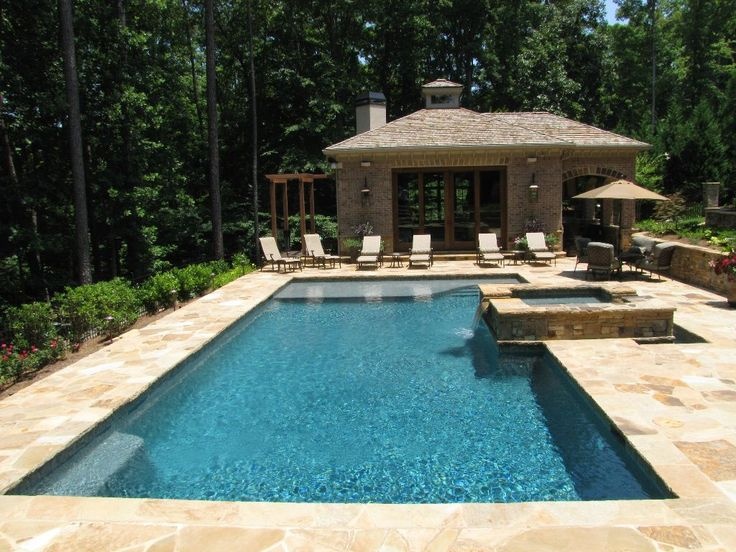268 best pool images on Pinterest | Backyard ideas, Pool ideas and ...