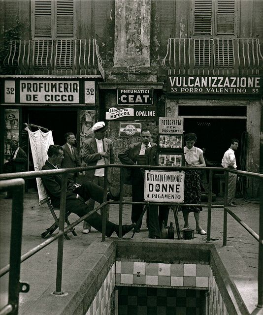 Napoli dovrebbe essere piazza carlo III