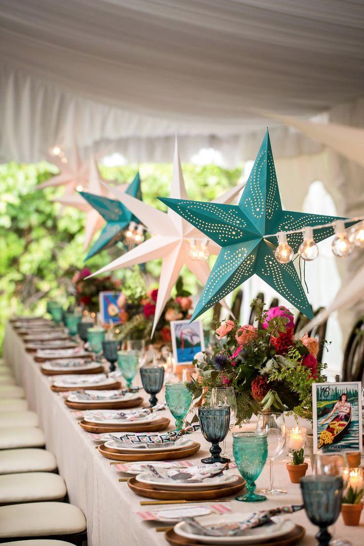 Southwestern Secret Garden Meets Niagara Falls Wedding
