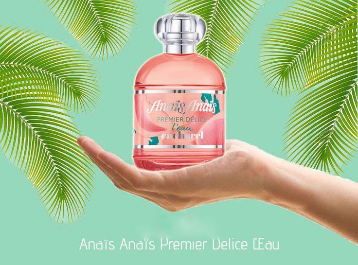 Anais Anais Premier Delice L'Eau Cacharel perfume - una nuevo fragancia para Mujeres 2015
