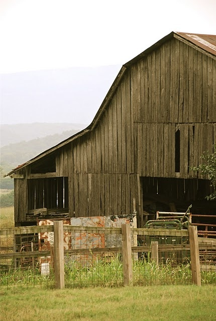 old barns are so special