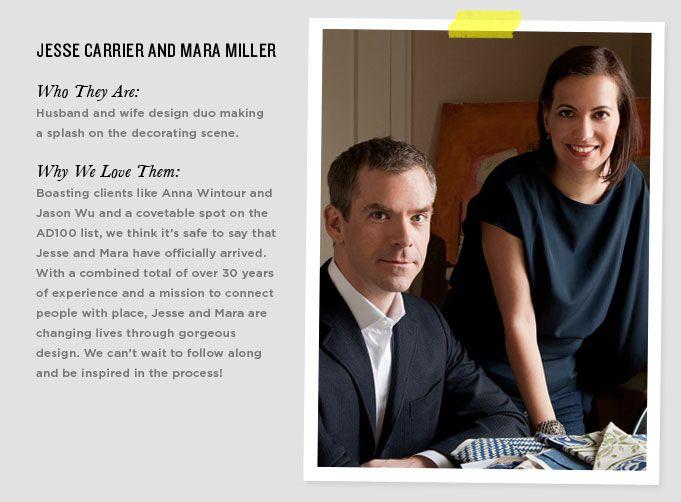 Top 6 Influential Power Couples in Interior Design | Rue