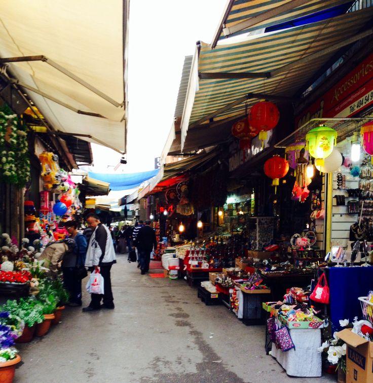 Agora, Izmir Bazaar