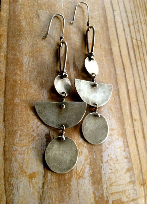 > Nomad Earrings, Sierrakeylin <