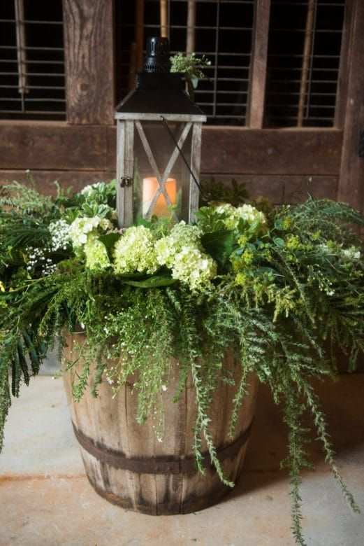 The Rustic Barn Wedding You Need To See - Rustic Wedding Chic                                                                                                                                                                                 More