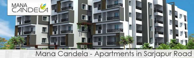 Mana Candela Apartments in Sarjapur Road is the ongoing residential project developing by the reputed Builder in Bangalore Mana Projects. Sarjapur Road is full of residential developments due to its peaceful environment which make people to led beautiful standard of living. Mana Candela Residential Apartments offering a wonderful spacious 2BHK & 3BHK flats for Sale in Sarjapur Road which is developing with good quality in each and every aspect of construction.
