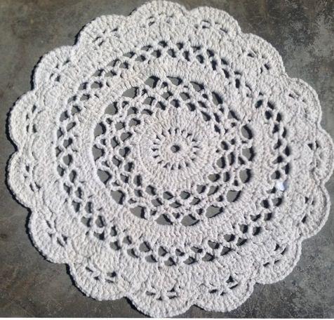 my crochet rugs for sale