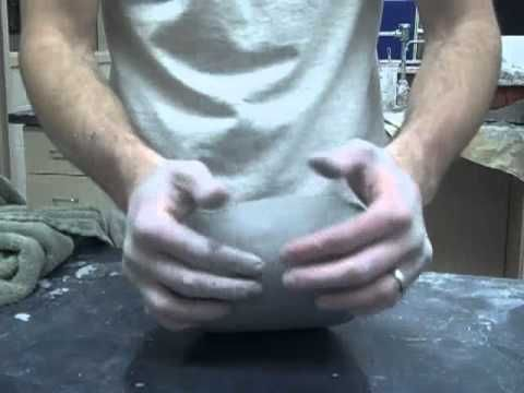 How to Wedge Clay Before Sculpting or Throwing On the Wheel - Sheridan Ray