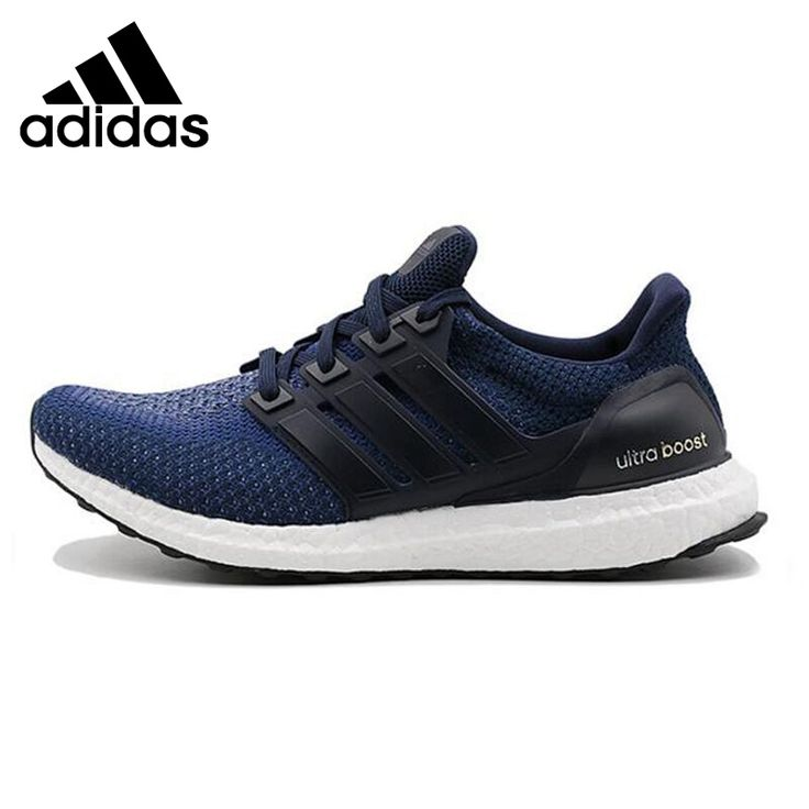 Original de la nueva llegada adidas ultra boost zapatos corrientes de los hombres zapatillas de deporte