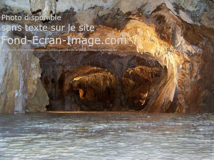 Grottes de Choranche, France