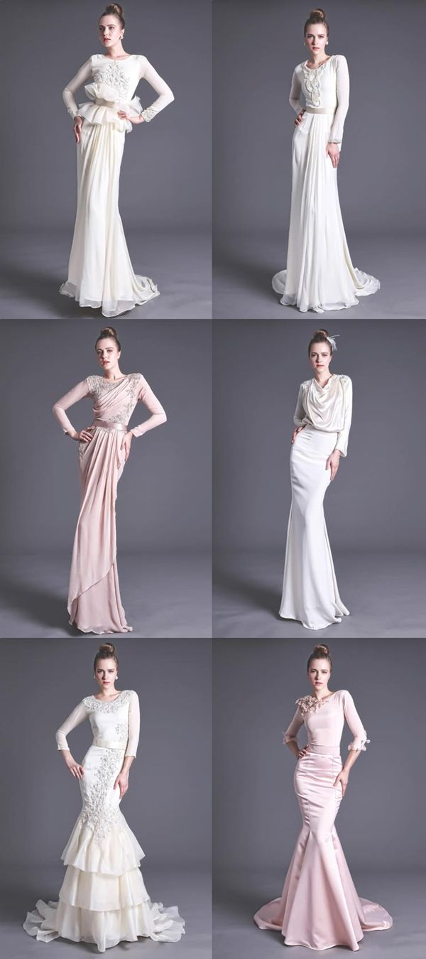 best gaun pengantin images on pinterest long prom dresses prom