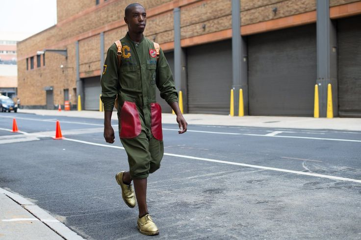 NYFW Mens SS17 Street Style