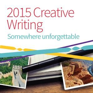 January 2015 - launching the Creative writing competition