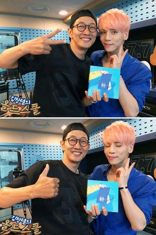 kim chang ryul's old school radio — 160602 #shinee #jonghyun