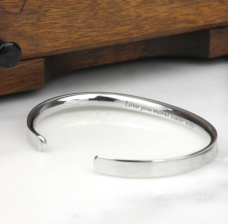 Are you interested in our personalised mens bracelets? With our gifts for men you need look no further.