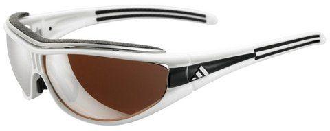 Adidas A127/00 6081 Race White Black Evil Eye Pro S Wrap Sunglasses Golf, Cycli. ADIDAS SONNENBRILLE EVIL EYE PRO S RACE WEISS/SCHWARZ Super stylische Brille von ADIDAS - Evil Eye Pro S - A127 - 6071 (transparent red) und 6078 (race black anthracit) und 6081 (race white black). Features: Dezentrierte Base 10 Antifog Vision Advantage PC Shield Double-Snap Nose Bridge Clima Cool Ventilationssystem Zweites Paar Wechselgläser mit dabei Tri.Fit Temple Quick Change Lens System Bügel 3-fach...