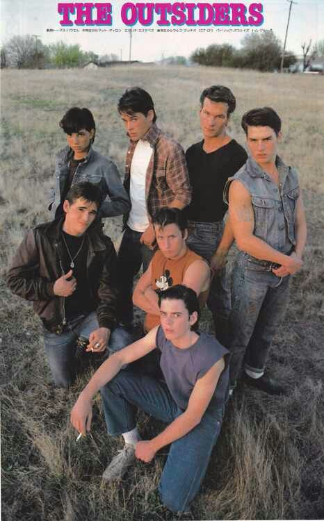 outsiders gang and social boys Start studying the outsiders by s e hinton hh chapter analysis learn vocabulary, terms, and more with flashcards and the warfare is between the social classes dally relates to the two boys how worried the gang is about them.
