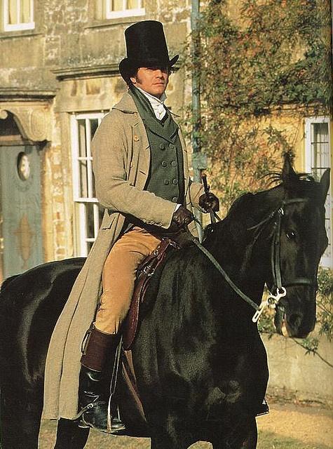 Mr. Darcy: