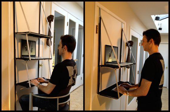 29 Best Images About Standing Desks On Pinterest