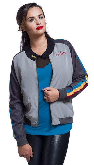 Wesley Crusher Bomber Jacket Additional Image