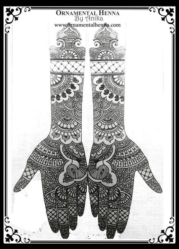 Bridal Henna Sketch  www.ornamentalhenna.com Bridal henna designs, Bridal mehndi designs, party henna designs, bridal henna, bridal mehndi, indian henna, sangeet, mehndi, henna , henna art, mehndi art, henna party, henna desings , mehndi designs, eid henna,
