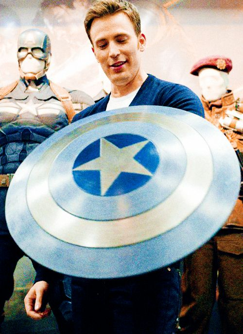 """""""What's the best part of being Captain America? I really like playing a good superhero, a lot of superheroes…not that there are bad superheroes, but a lot of superheroes are tortured souls and they have demons they are fighting. Caps just a really good guy. Aside from being a superhero and having powers, he's just a really good man."""""""
