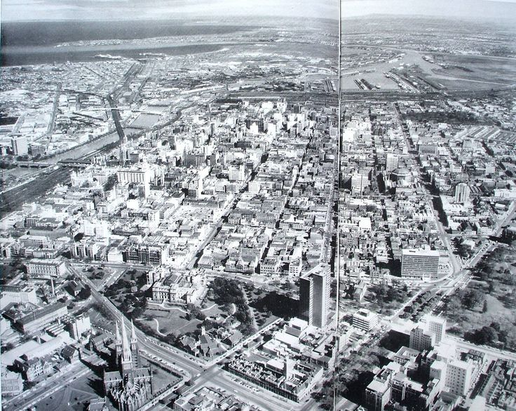 Melbourne 1960