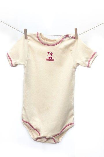 BEBODY - Body bambina - Bambino - Intimo :: Capi in cotone biologico