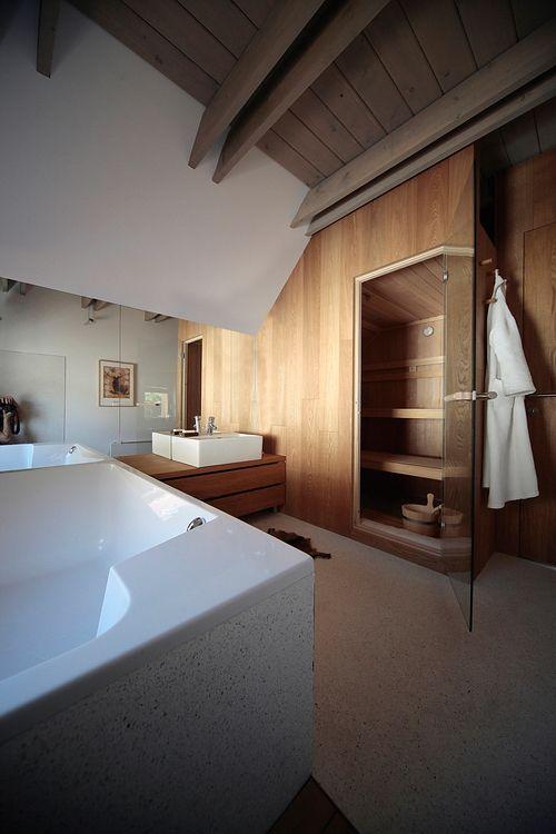 Alpine hut / OFIS arhitekti – nowoczesna STODOŁA | wnętrza & DESIGN…