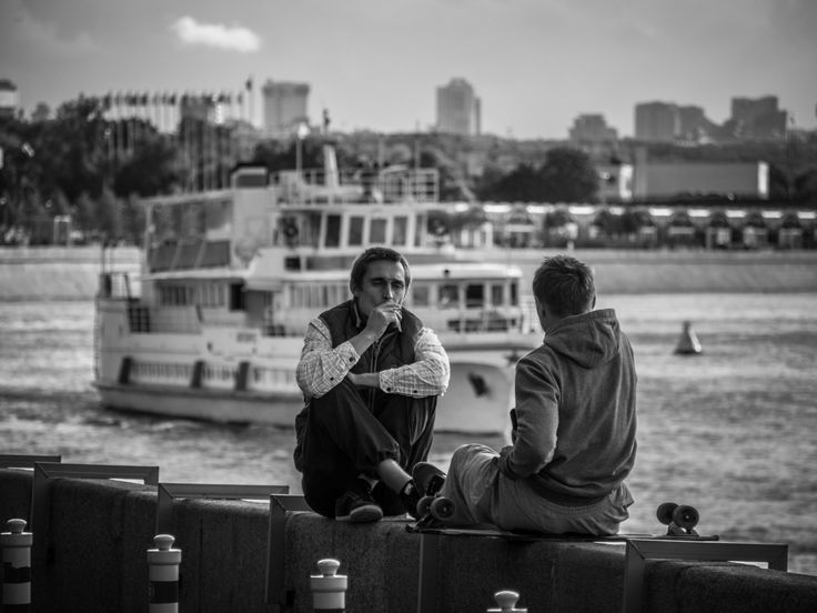«Day off» (City and People #21) by Andrew Barkhatov on 500px