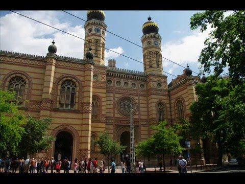 Fotos de: Hungria - Budapest - Gran Sinagoga de Budapest