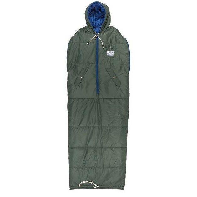 Reversible Napsack | Wearable Sleeping Bag