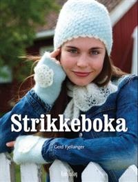 http://www.adlibris.com/no/product.aspx?isbn=8292496734 | Tittel: Strikkeboka - Forfatter: Gerd Fjellanger - ISBN: 8292496734 - Vår pris: 266,-