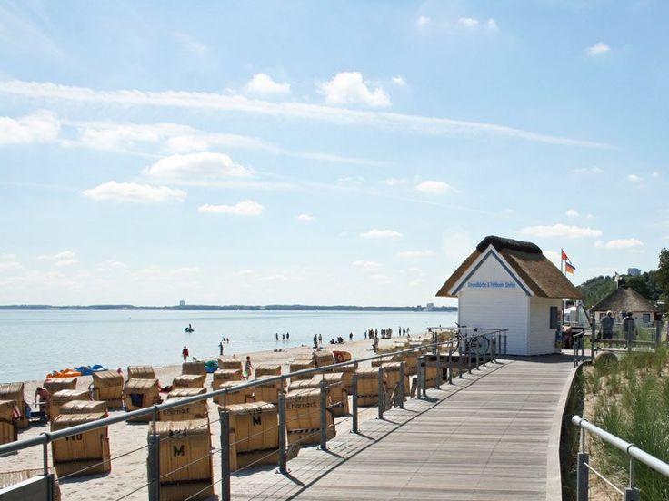 #Lübecker Bucht #Scharbeutz Holzpromenade in Scharbeutz, © Tourismus Agentur Lübecker Bucht