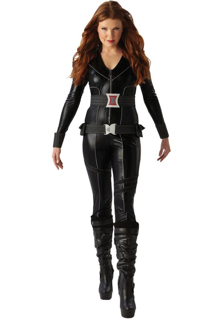 Black Widow Costume, Black Widow Marvel Fancy Dress - Superhero Costumes at Escapade™ UK - Escapade Fancy Dress on Twitter: @Escapade_UK