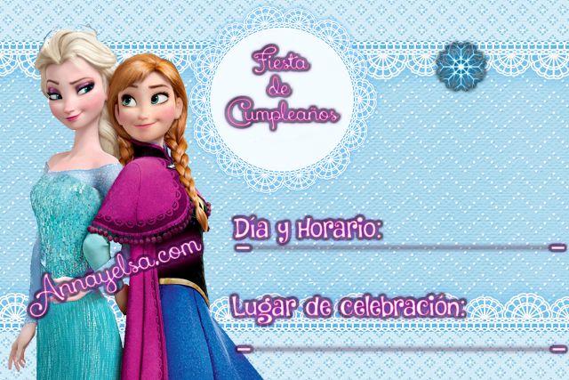 Invitaciones-de-Elsa-y-Anna-para-descargar-gratis.jpg (640×427)