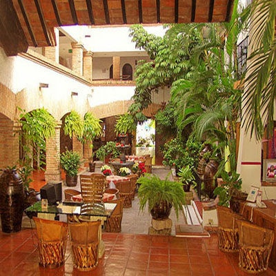 69 best I Want A Mexican-Style Patio! images on Pinterest ... on Mexican Backyard Decor id=86435