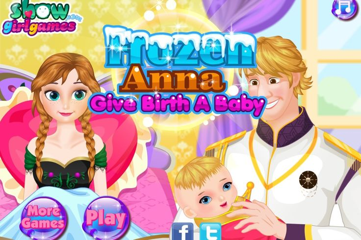"Watch out, parents: Frozen Anna Give Birth Game, and other horrific online Frozen games we found ""for kids"""