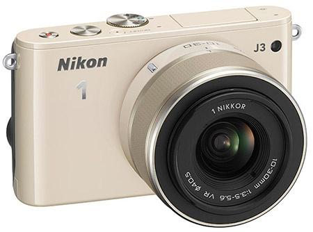 Nikon 1 Manual do J3 mirrorless Lente Intercambiável usuário da câmera digital (Instrução proprietários)