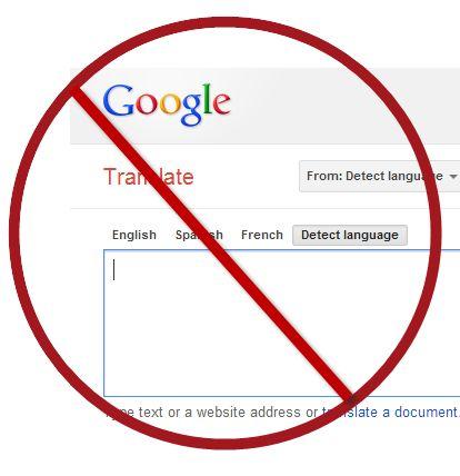 Can I learn a language using Google Translate? - Quora