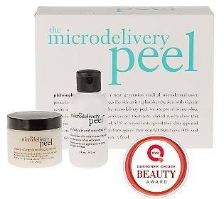 Once a week facial that leaves skin so soft and smooth as it exfoliates away the dead skin cells. Love this product!