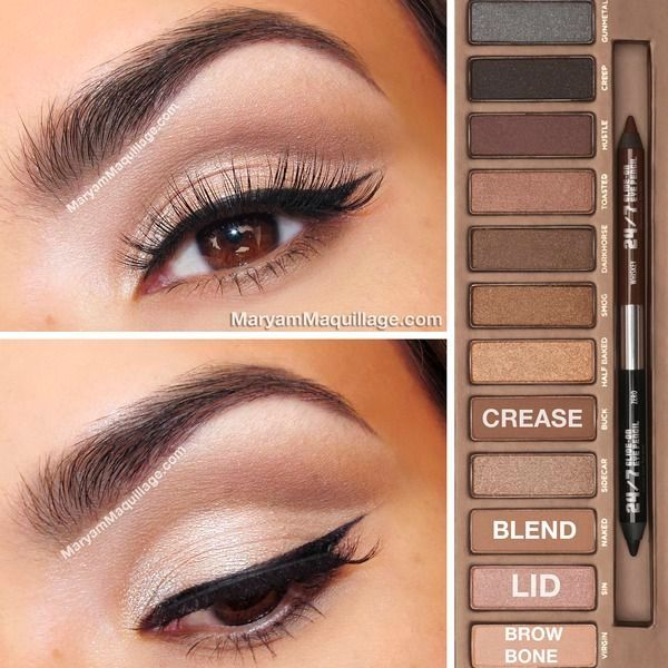 Souvent 25+ beautiful Naked palette ideas on Pinterest | Urban decay  DK94