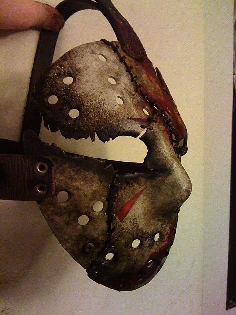 Agent Doe...Jason Voorhees mask. | Diner of the Dead ...