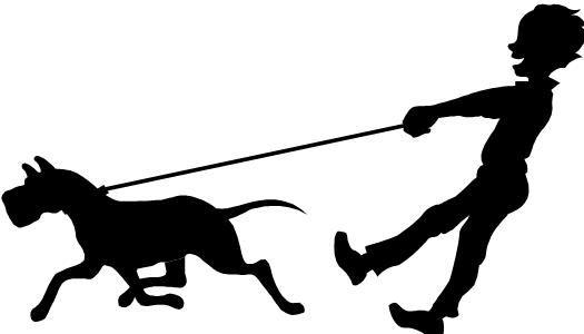 Dog Walk Paseo De Perro Clipart Pinterest Your Dog