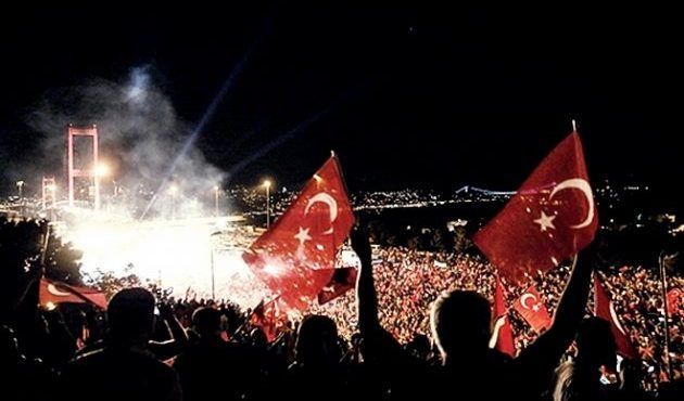 15 Temmuz Demokrasi Günü Sloganları | Slogan, 15 temmuz ve Gece