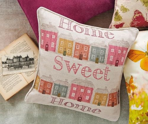 Home Sweet Home Cushion from Next